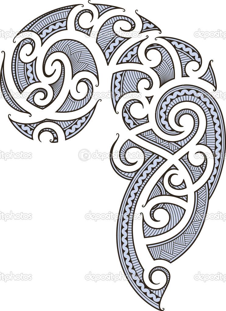 Polynesia clipart shoulder 1 Ideas On Maori Polynesian