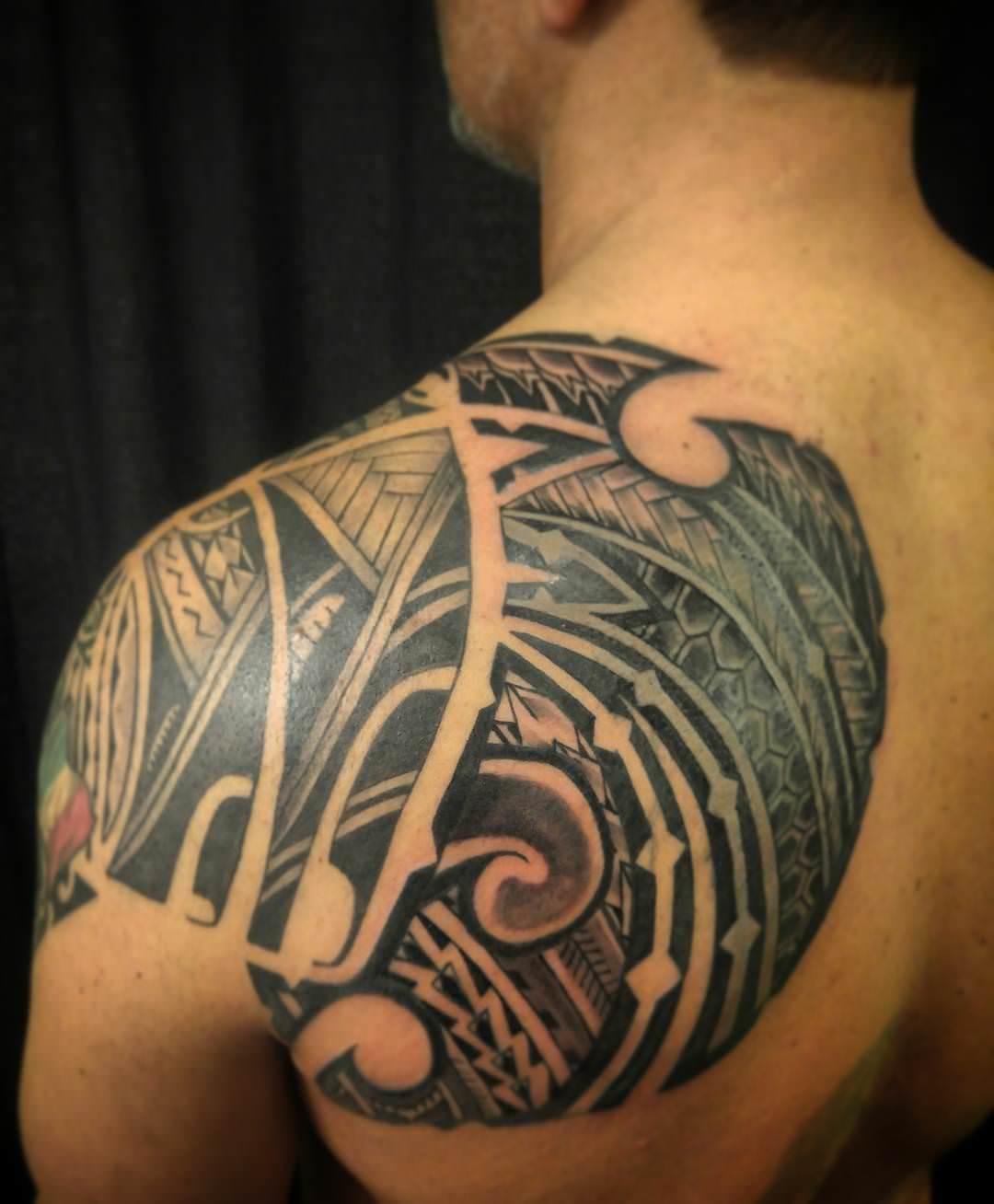 Polynesia clipart shoulder Tattoo Trends Designs Ideas Shoulder