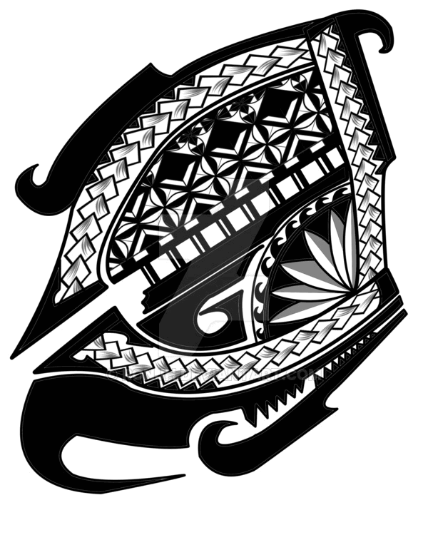 Polynesia clipart shoulder Tattoo Designs Polynesian shoulder 48
