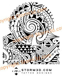 Polynesia clipart shoulder  Tattoo Best tattoo Designs