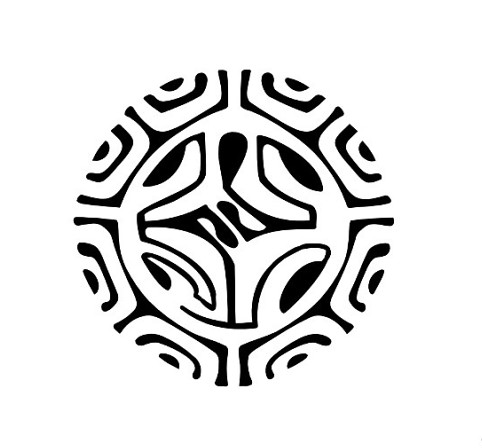 Polynesia clipart symbol meaning Tattoo Lizard Tattoo Polynesian Gecko)