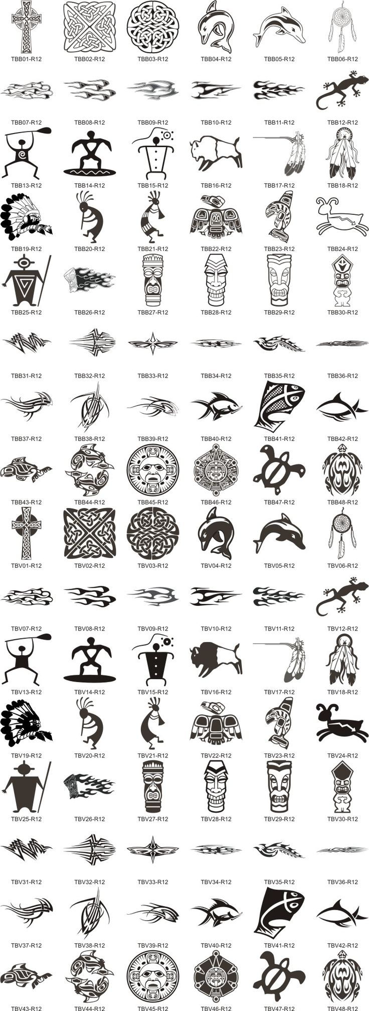 Polynesia clipart symbol meaning And images Symbols 141 Pinterest