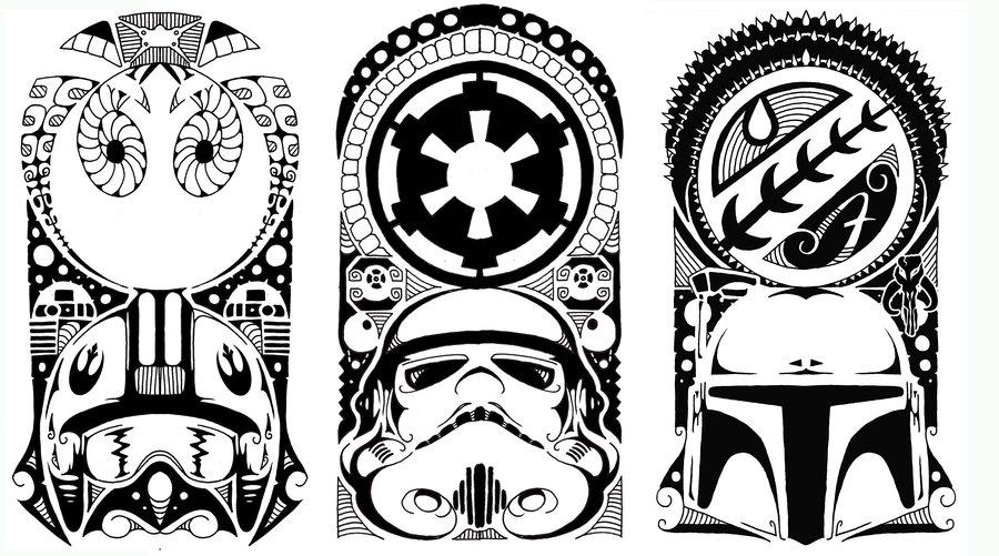 Polynesia clipart symbol meaning Wars 2 @deviantART star yayzus