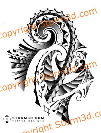 Polynesia clipart symbol meaning Polynesian Polynesian Dictionary Designs images