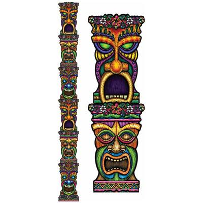 Totem Pole clipart viking Tiki Tiki totem pole totem
