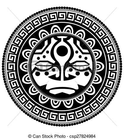 Polynesia clipart vector Polynesian  Art Clip Vector