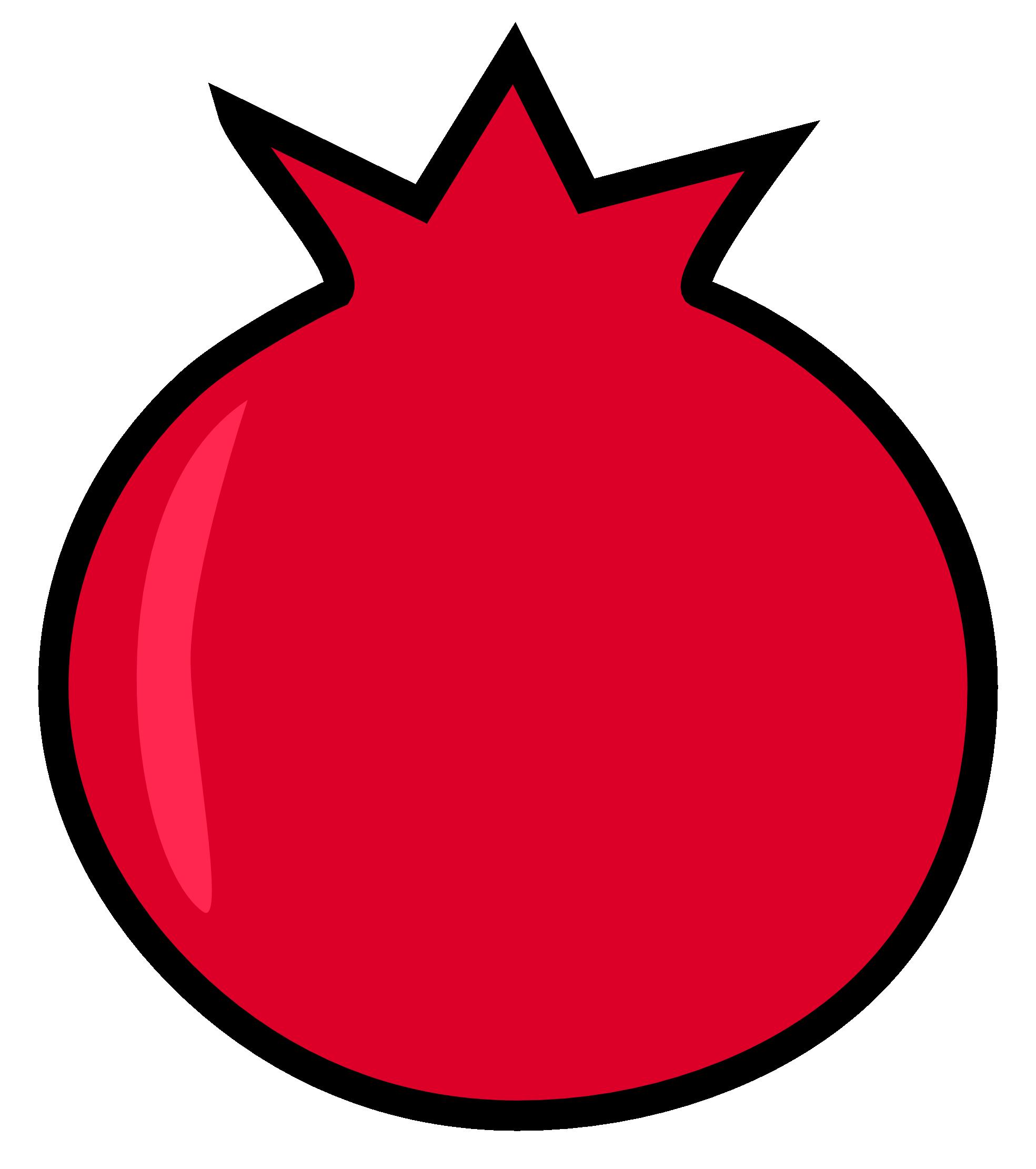 Pomegranate clipart vector Clipart pomegranate%20clipart Clipart Panda Pomegranate