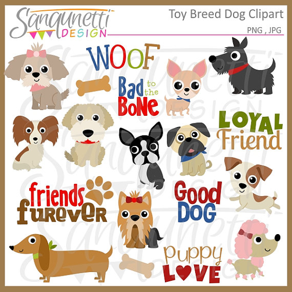 Yorkies clipart poodle Breed Yorkie Clipart Clipart Toy