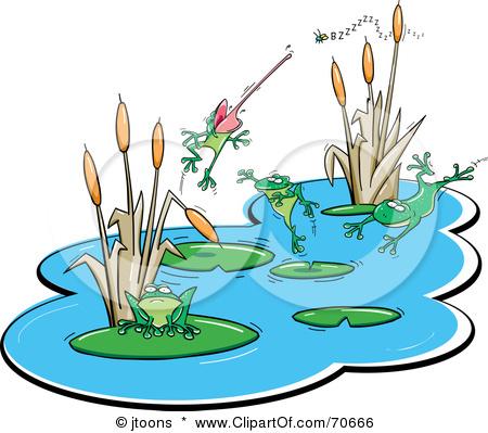 Pond clipart Art Pond Art Pond Clip