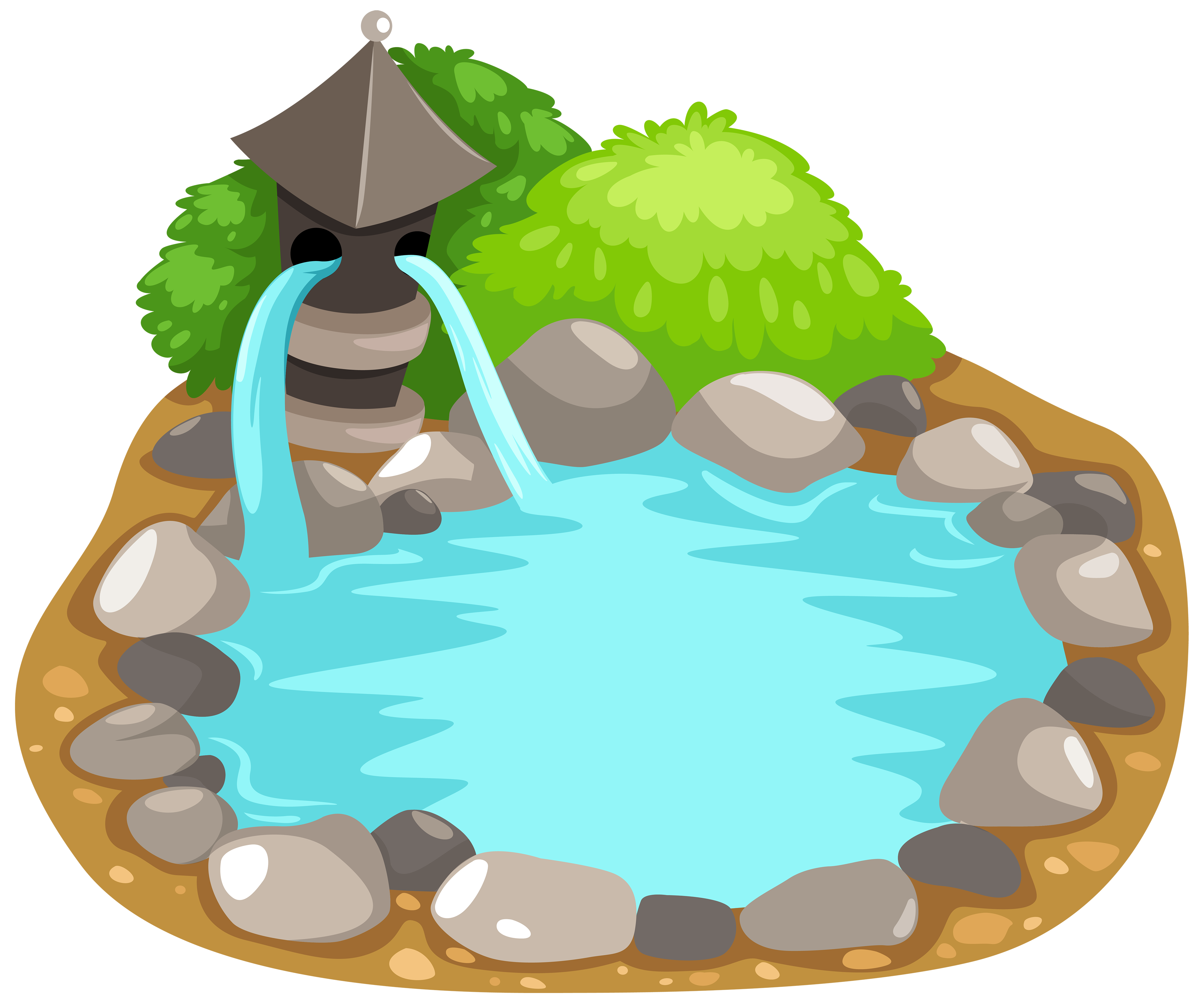 Pond clipart 87 6 Art Pond Clip