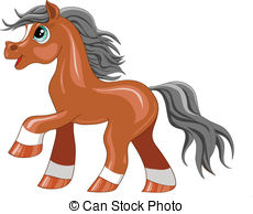 Pony clipart White and on pony little