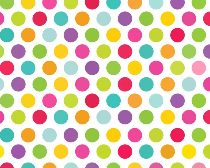 Dots clipart rainbow Rainbow Download con Clip dots