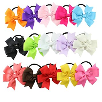Ponytail clipart hair bow Bzybel Girls Grosgrin Bzybel Boutique
