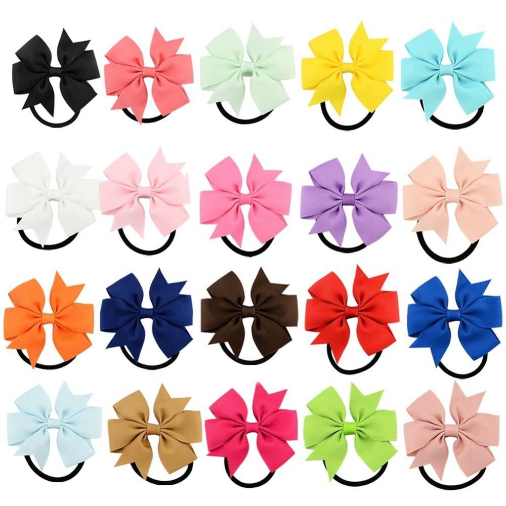 Ponytail clipart hair bow Baby Holder for 20Pcs Baby