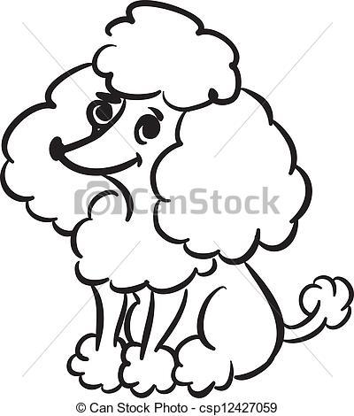 Drawn poodle clipart Poodle%20clipart Images Clipart Panda Free