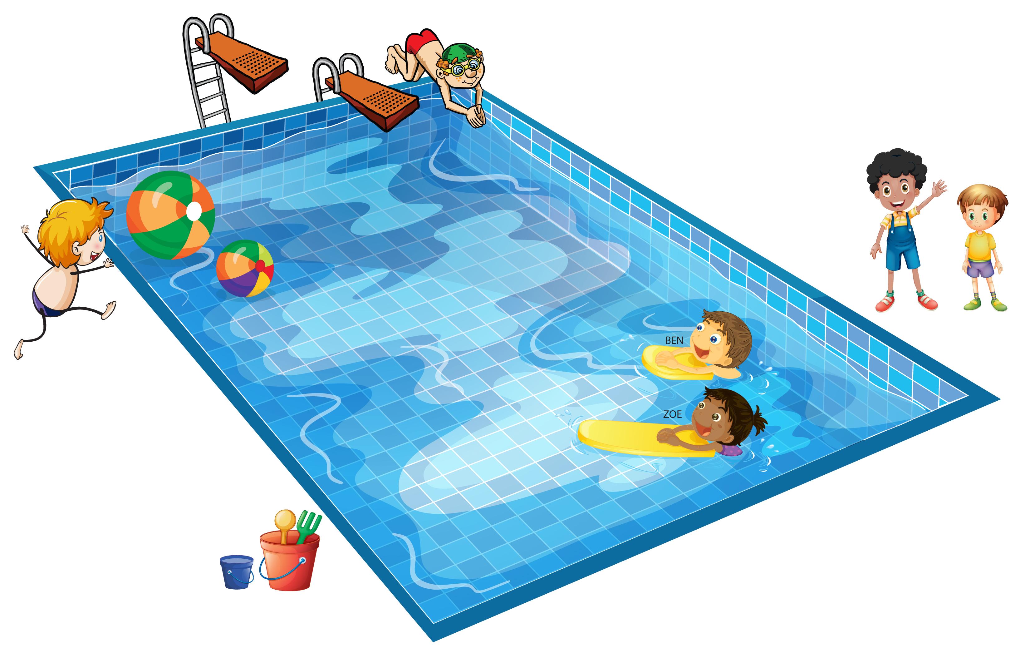 Pool clipart Com art clipart Cliparting Pool