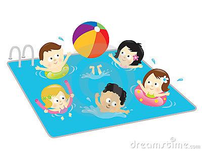 Pool clipart Panda Swimming kids%20swimming%20clipart Images Pool
