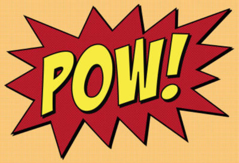Pop Art clipart Pow Art Library Download Free
