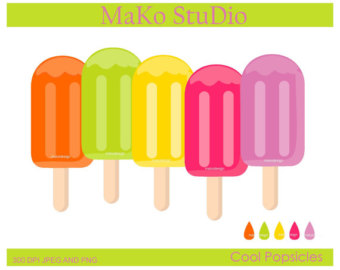 Popsicle clipart freeze pops Pole ice Icy Clipart (34+)