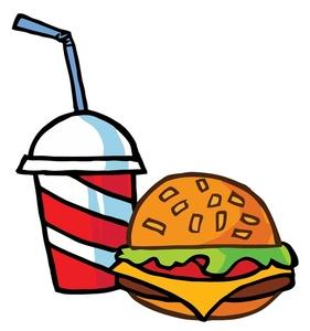 Pop Art clipart junk food Panda Food Clipart Info Clipart