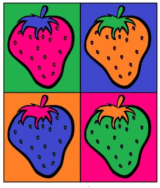 Pop Art clipart simple #8