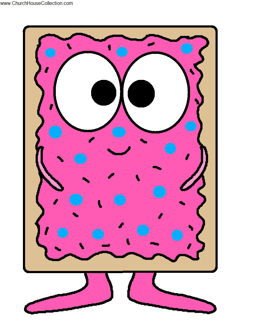 Tart clipart cartoon Tart Pop Template In Is