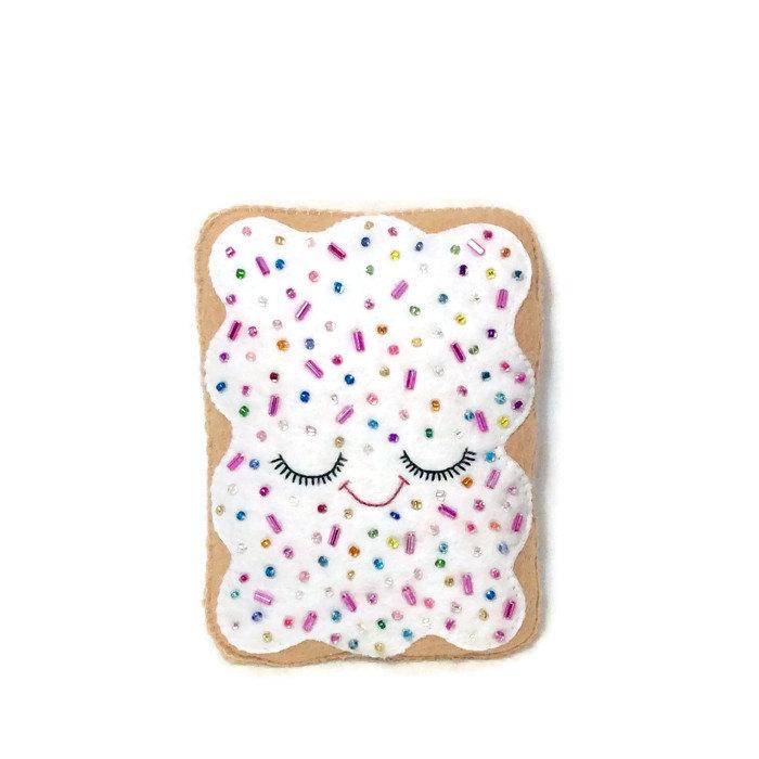 Pop Tart clipart Food Cute tarts Decor Felt