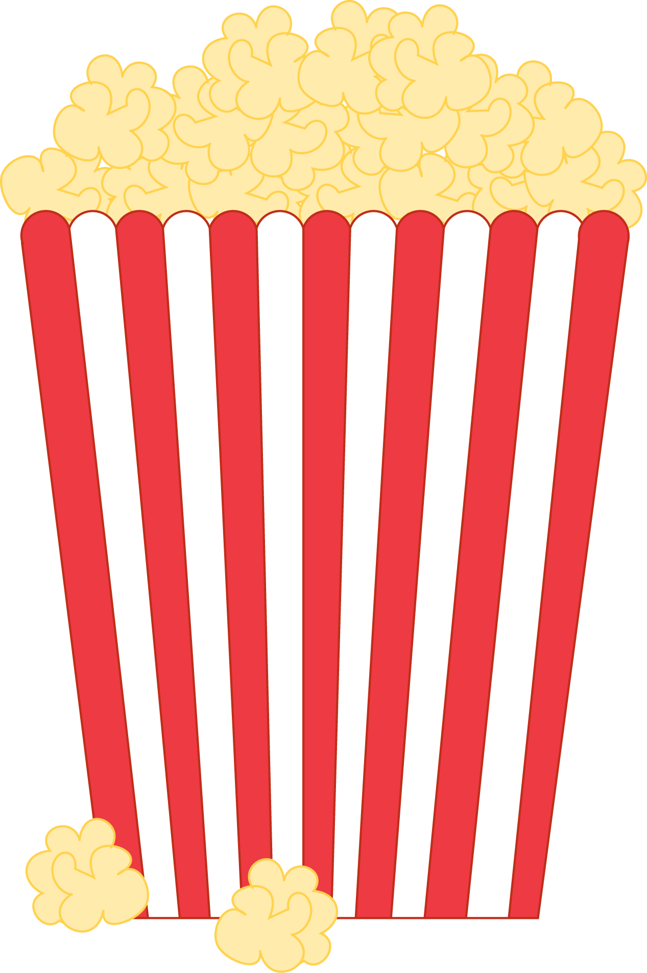 Popcorn clipart Popcorn popcorn  2 clipart