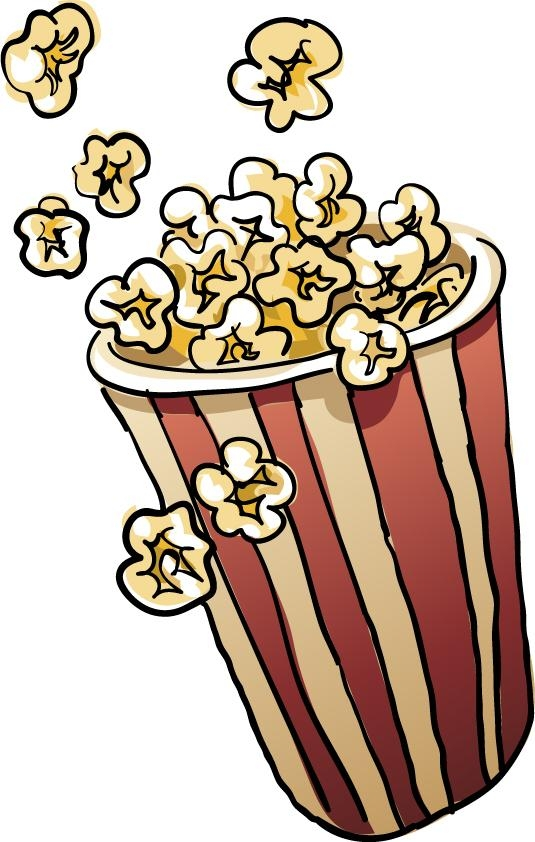 Popcorn clipart stall Free popcorn images popcorn images