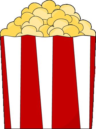 Snack clipart popcorn bucket Of Popcorn Box Popcorn of