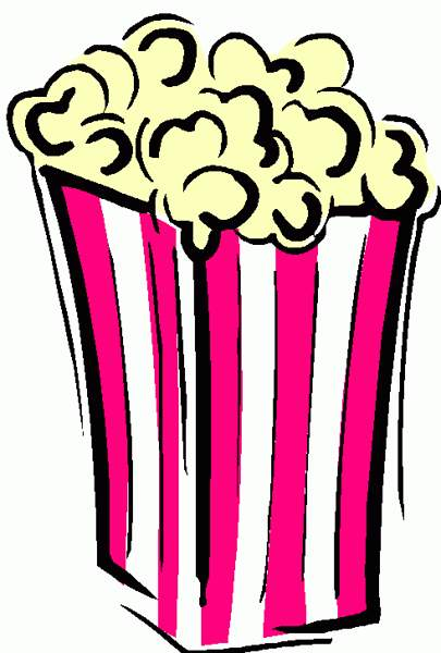 Popcorn clipart juice You clipart on images Popcorn