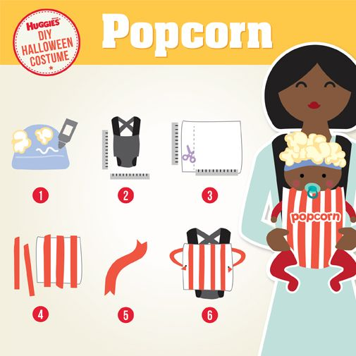 Popcorn clipart baby To Baby ideas costume they'll
