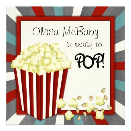 Popcorn clipart baby Card images Pinterest Cute Baby