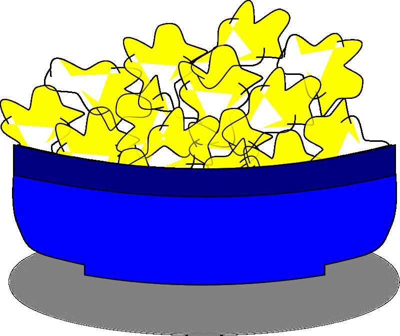 Popcorn clipart blue Panda Popcorn popcorn%20bowl%20clipart Bowl Free