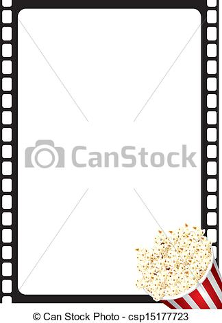 Popcorn clipart border Clipart – Clip Popcorn Popcorn