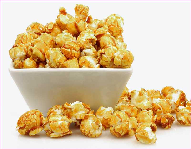 Popcorn clipart caramel popcorn Corn  Cheese