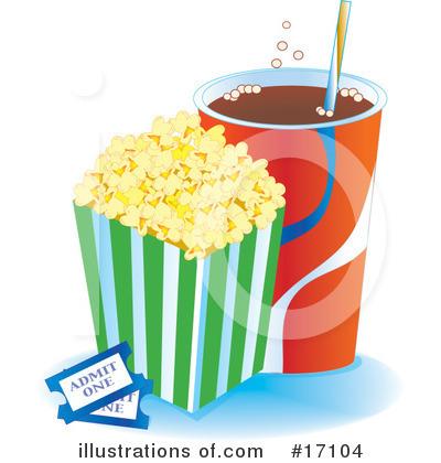 Popcorn clipart coke By Popcorn Clipart by (RF)