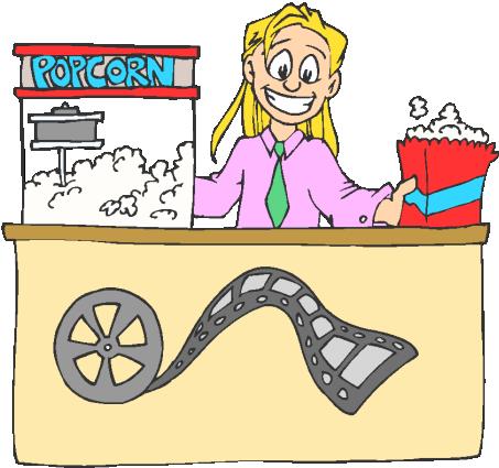 Popcorn clipart concession stand Concessions Concessions – Clip Clip