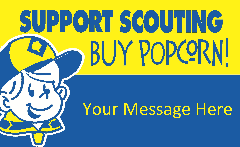 Popcorn clipart kid Popcorn scout Clipart Clipart Kid