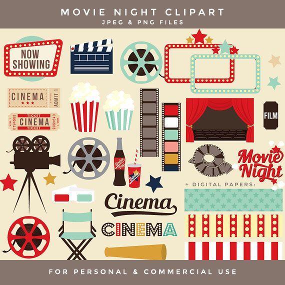 Popcorn clipart movie party 25+ cinema popcorn vintage Pinterest