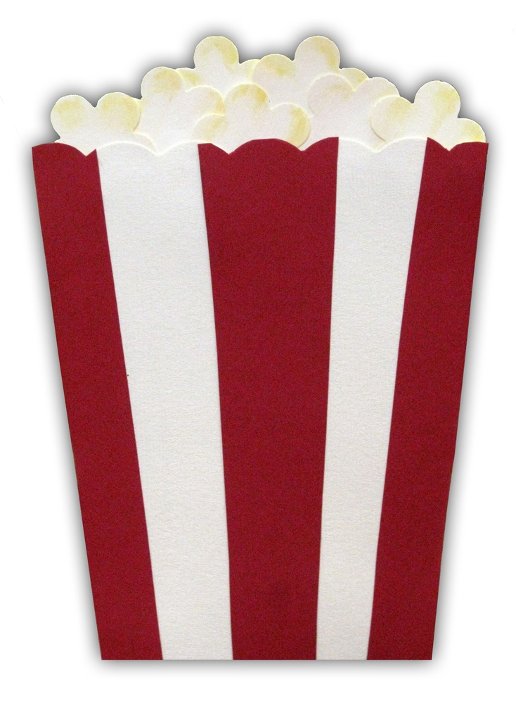 Popcorn clipart movie party On images Popcorn clipart Invitation