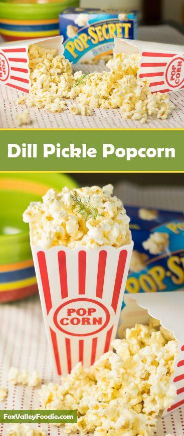 Popcorn clipart pickle #Pmedia #ad ideas Pickle recipes
