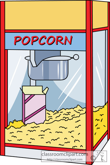 Popcorn clipart popcorn cart Machine All word(s) in Suggestions