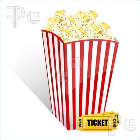 Popcorn clipart ticket Popcorn No movie%20popcorn%20clipart%20no%20background Free Panda