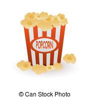 Popcorn clipart vector Illustrations Popcorn 112 Clip 8