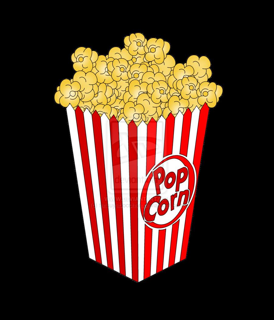 Popcorn clipart vector Popcorn 7338 Popcorn Image