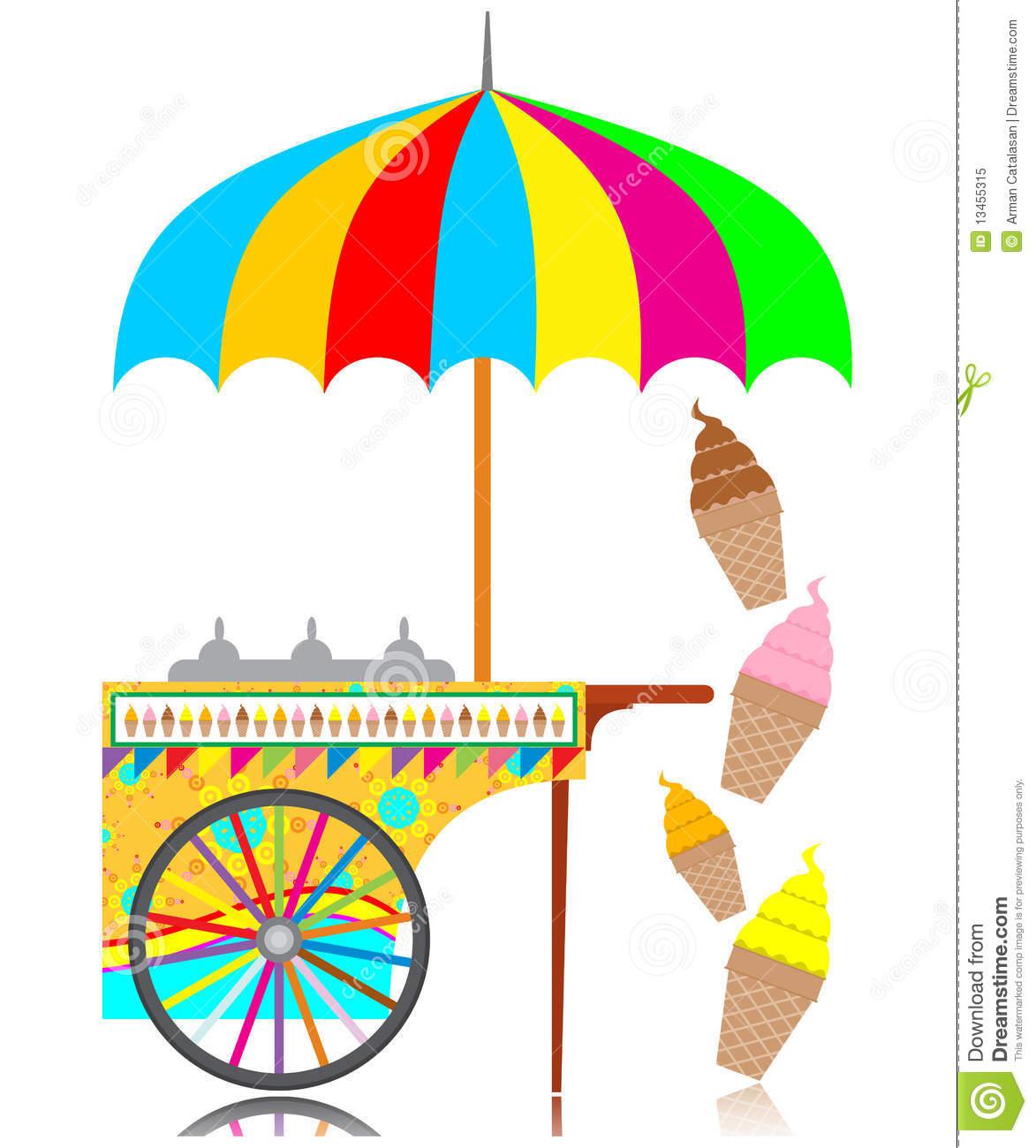 Cart clipart popsicle Die Cart Art Clip Bilder