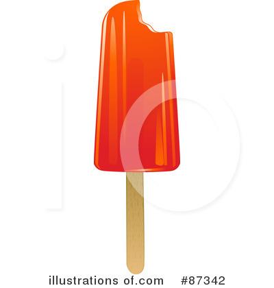 Popsicle clipart orange Popsicle Popsicle Illustration Free Royalty