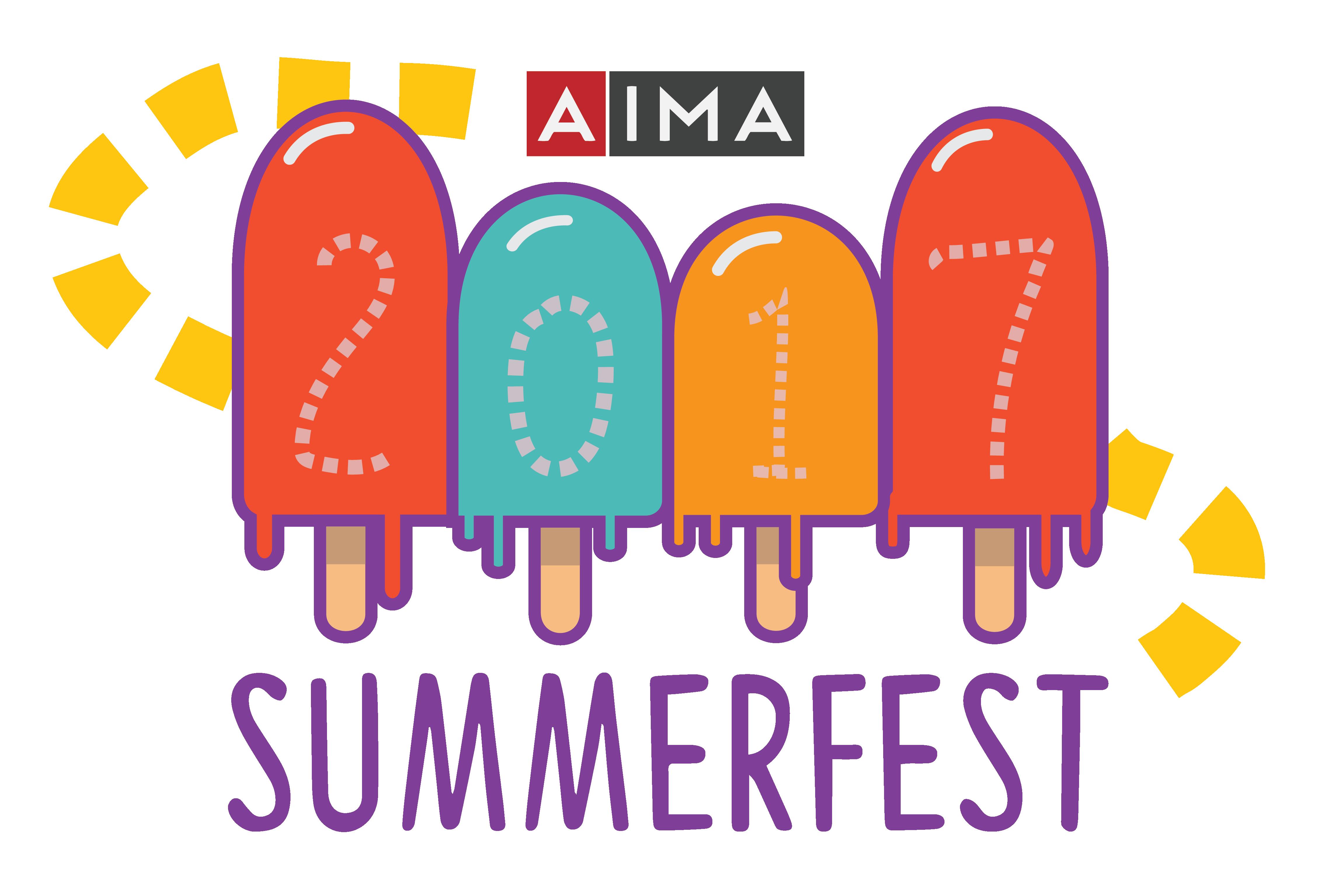 Popsicle clipart red Marketing SummerFest Association AIMA AIMA