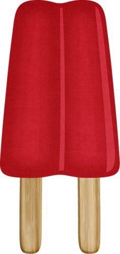Popsicle clipart red 4 — Pinterest / Arana
